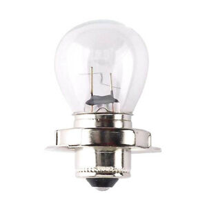 ampoule 6v 15w p26s projecteur phare feu lampe scooter moto mobylette avant ebay. Black Bedroom Furniture Sets. Home Design Ideas