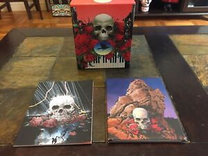 Grateful-Dead-July-8-1978-RED-ROCKS-1-Complete-Show-With-Book-amp-Box-7-8-78