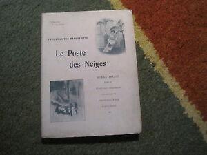 CHASSEURS-ALPINS-Paul-et-Victor-MARGUERITTE-le-poste-des-neiges-illustre