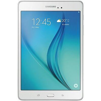NEW Samsung SM-T350NZWAXSA Galaxy Tab A 8.0 WiFi 16GB