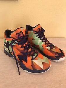 65aedb87098 Nike Air Jordan Shoes XX9 29 Mandarin/Ink-White-Poison Green 695515 ...