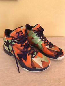 577ec569afee7a Nike Air Jordan Shoes XX9 29 Mandarin Ink-White-Poison Green 695515 ...