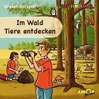 Im Wald Tiere entdecken. CD + Ausmalheft (2016)