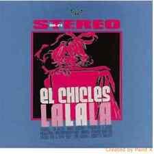EL CHICLES-La,la,la-'70s club sounds from Belgium-Jazz, Latin,Funk/Soul-NEW CD
