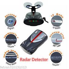 Car Anti-Police GPS Radar Detector 16-Band X,K,Ka,KU,Laser,VG-2 XRS 9880 Detect