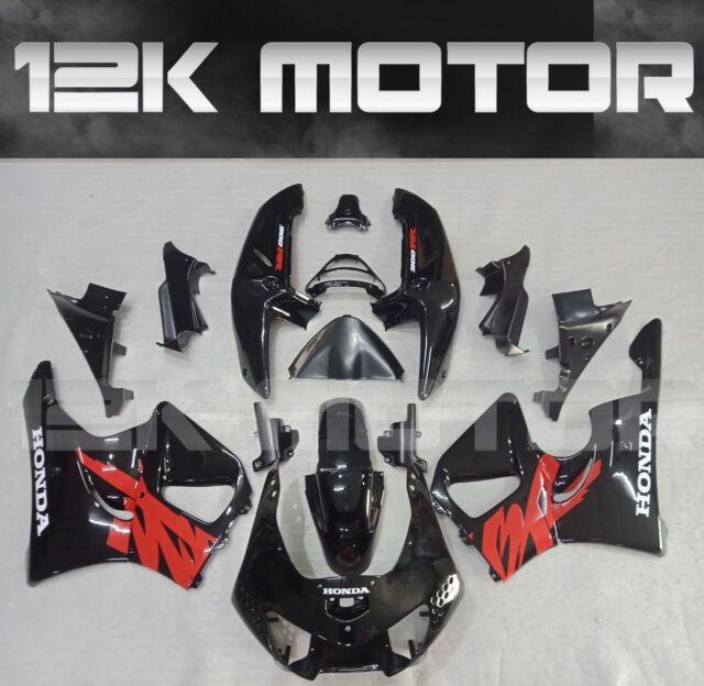 Black Spike Windscreen Bolts Screws Kit 4pcs For Honda CBR900RR 92 93 94 95-98