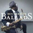 Ballads by Ben Webster (CD, Apr-2011, Ais)