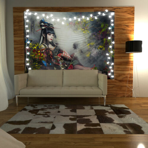 GARNiDELiA maria Wall Hanging Tapestry Psychedelic Bedroom Home Decoration