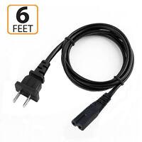 Ac Power Cord Cable Lead For Sharp Lc-19dv27ut Lc-19sb14u Lc-19sb15u Lc-19sb24u