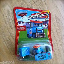 Disney PIXAR Cars DINOCO PITTY Luke Pettlework diecast RACE O RAMA #62 The King
