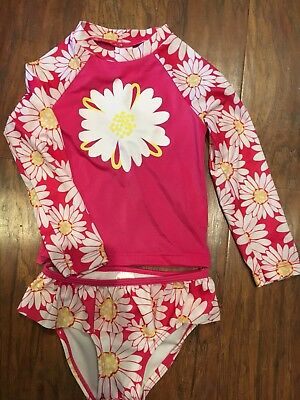 NWT Gymboree Girls Rash Guard Set Swimsuit Toddler Butterfly many sizes