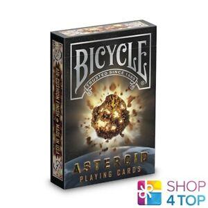 BICYCLE-ASTEROID-DECK-POKER-SPIELEN-KARTEN-ZAUBER-TRICKS-USPCC-NEU