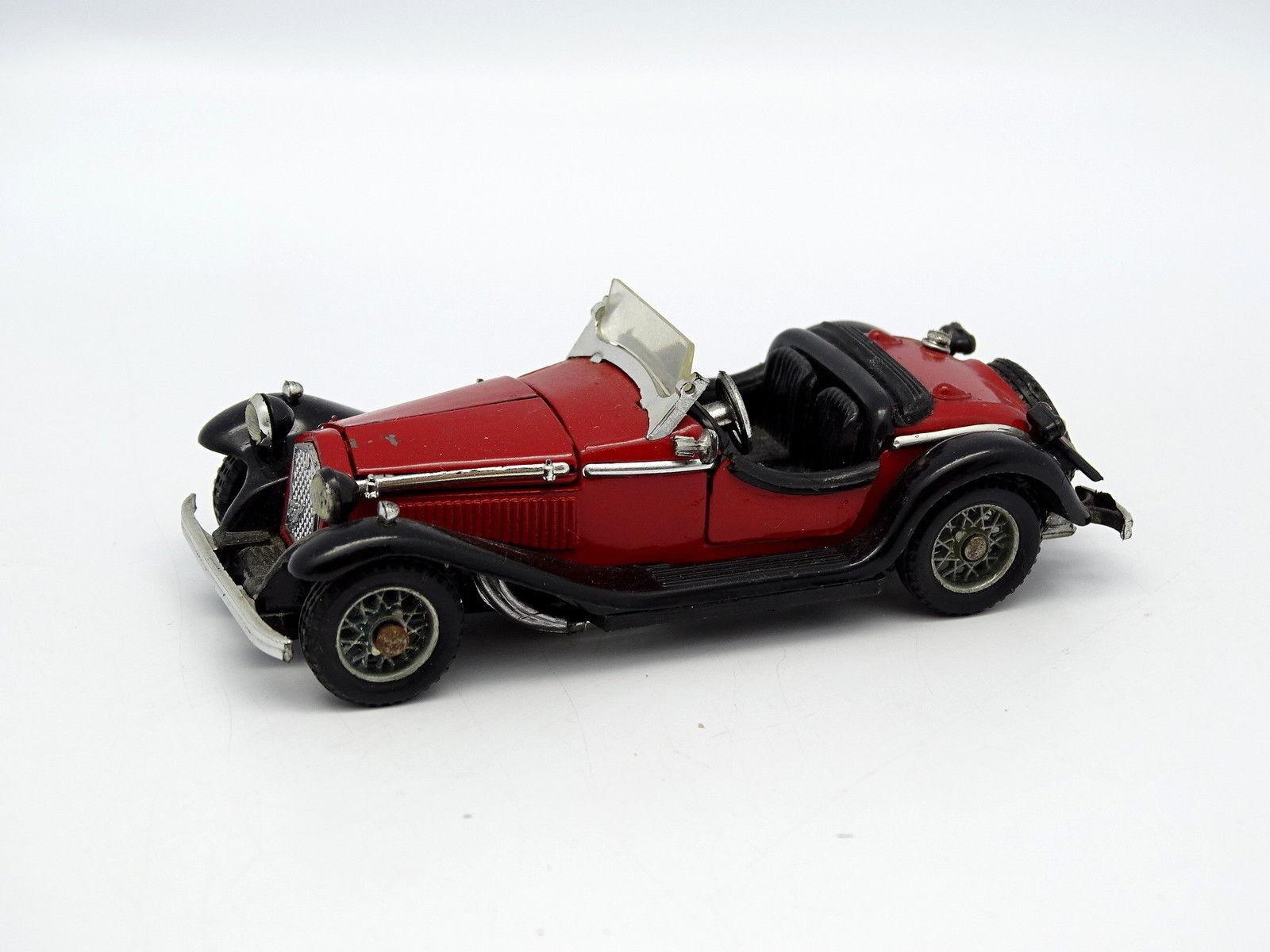 Politoys 1 43 - Alfa Romeo Quattroruote Zagato 532