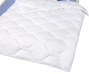 microfaser decke steppbett steppdecke allergiker bettdecke 155x220 cm ebay. Black Bedroom Furniture Sets. Home Design Ideas
