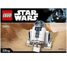 Lego Star Wars 30611 R2-D2 polybags MISB