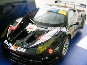 Carrera-Digital-132-30607-Ferrari-458-GT2-034-N-3-034-gtopen-2011-luz-emb-orig