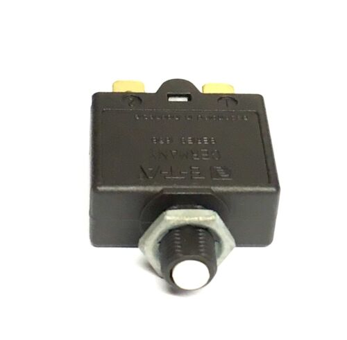 ETA 15 Amp Push To Reset Breaker with Quick connect terminals Also Used in J...
