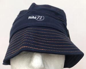 Nike Women's Bucket Hat L/XL 565936 451 Navy