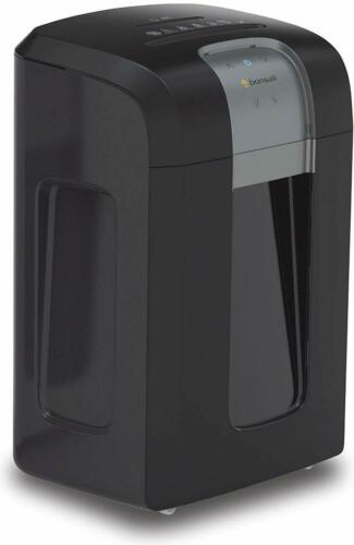 Aktenvernichter Bonsaii 3S23 14 Blatt Papier Partikelschnitt Shredder Bürobedarf