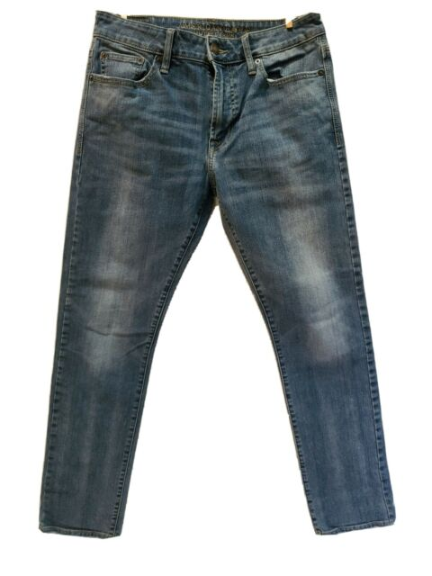 American Eagle Outfitters 360 Extreme Flex Slim Blue Jeans Size 30x30 RN 54485