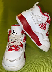 Nike Air Jordan 4 Retro BT Shoes White