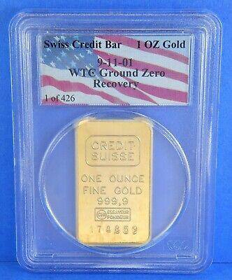 WTC World Trade Center design 10 grams .999 Solid Fine Silver Bar 911 NEW!
