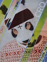 CRO - A2 Poster (XL - 42 x 55 cm) - Clippings Fan Sammlung NEU