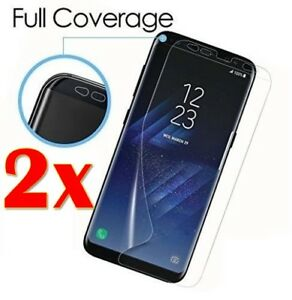 TPU-Curved-Full-Coverage-Screen-Protector-Film-Cover-For-Samsung-Galaxy-S8-UK