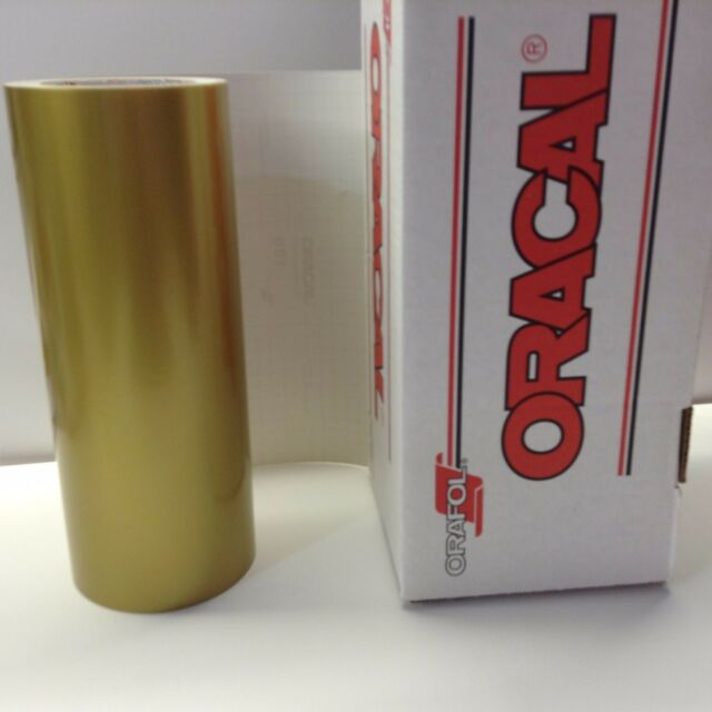 """Oracal 651 White Glossy 12/"""" x 10 Ft"""