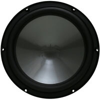 Wet Sounds Revo10fa-b-s4 10 Free Air Marine Revo 4-ohm Subwoofer - Black Frame