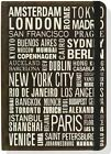 One Hundred Cities Journal (Diary, Notebook) by Peter Pauper Press, Inc (Hardback, 2014)