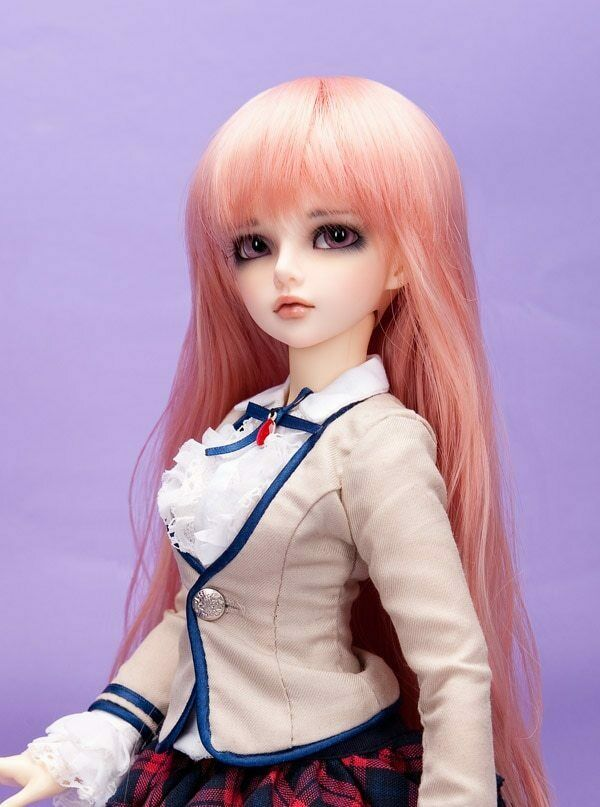 BJD recast Doll 1 4 minifee mirwen muñeca dollfie anime manga kawaii