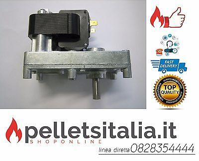 1,3 rpm MOTORIDUTTORE MELLOR Pellet Palazzetti Royal Kalor Piazzetta Thermoross