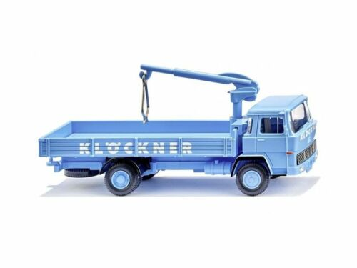 Magirus 100 d7 /'Klöckner/' 1:87//h0 Wiking 42301 planches-camions