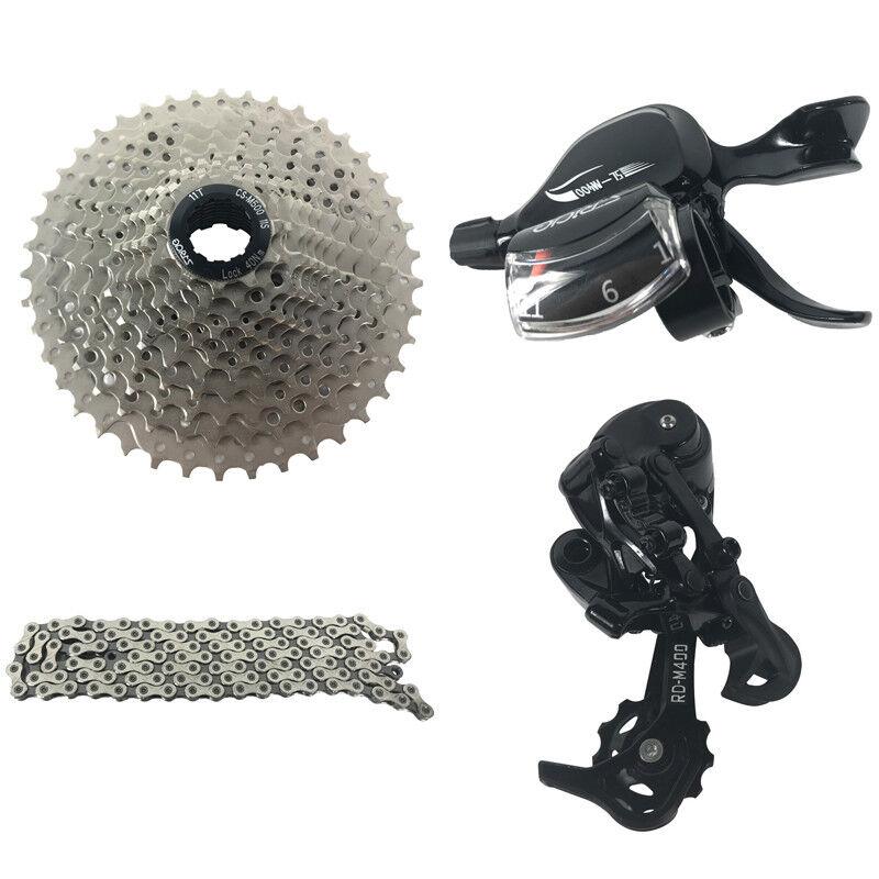 SRide RD-M400 Drivetrain Group Groupset 11-speed Derailleur Bicycle Build Kits
