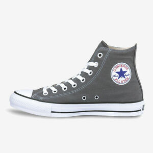 9e6b3556cba932 Image is loading CONVERSE-CANVAS-ALL-STAR-HI-Charcoal-Chuck-Taylor-