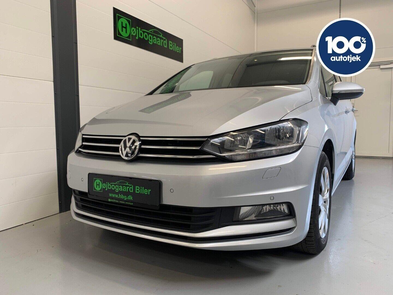 VW Touran 1,4 TSi 150 Comfortline 7prs 5d - 239.800 kr.