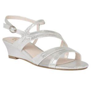 Desponia Sandals Lotus Evening Silver Shimmer awwCdOq
