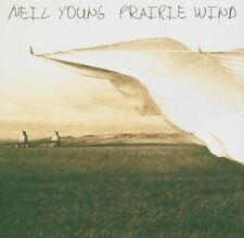 "NEIL YOUNG ""PRAIRIE WIND"" CD NEUWARE!!!"