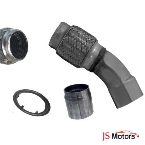 Bmw E90 E91 318 320d 1,8 2,0 Hosenrohr Flexrohr Rohr Dpf Reparatur Dieselfilter