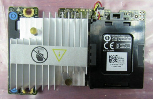 DELL PERC H710P MINI TY8F9 Raid Controller 6G 1GB PK2W9 R720 R620 R420 R320