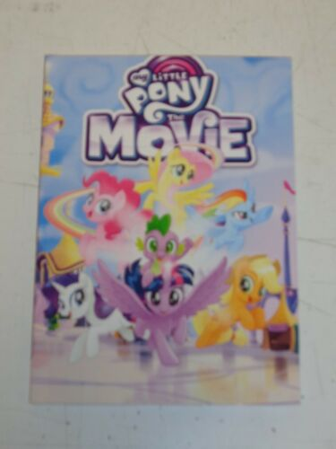 1 of 1 - My Little Pony The Movie Adaptation IDW (Paperback)> 9781684051168