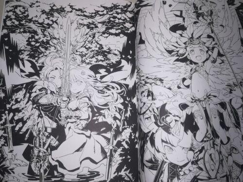 C97 Doujinshi HIMUKAI YUJI Color Works petit+RKGK05 Art Book 2 Book