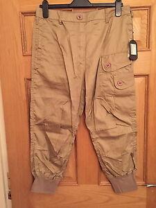 Maharishi Simtex Sabbia Donna Militari Pantaloni 3 4 ZUPqwZ8