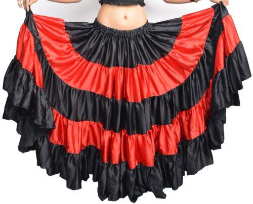 di flamenco Gonne flamenco ballerini per FqqHwTC