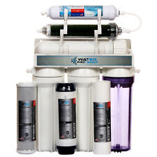 PORTABLE  Dual Use Reverse Osmosis Water Filter Systems DI/RO 75 GPD MEMBRANE