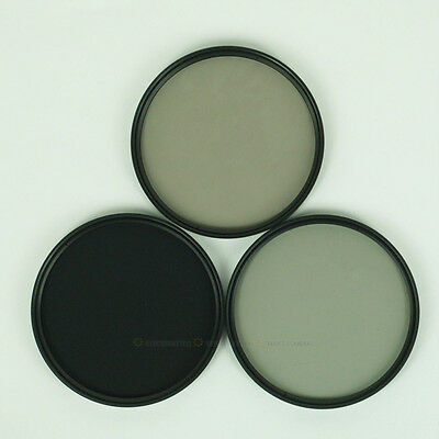 Optical Glass TIANYA 67mm 67 mm ND2 ND4 ND8 Neutral Density ND Lens Filter Kit