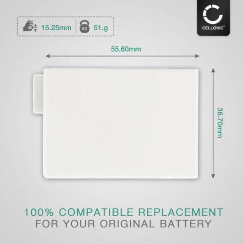 Bateria para Canon LP-E8 1020mAh