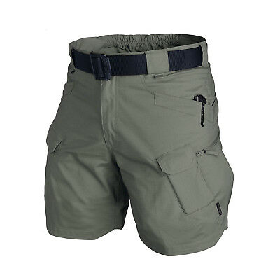 "Ehrgeizig Helikon Tex Uts Urban Tactical Outdoor Shorts 8.5"" Hose Kurz Oliv Drab Gr. 4xl"