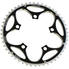 One23 110mm BCD / PCD 50T 7075 Alloy Road Bike Bicycle Compact Chainring